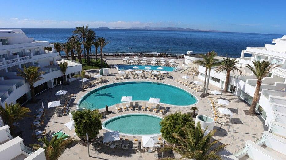 Hotels mit rutschen award gewinner 2018 in spanien for Designhotel fuerteventura