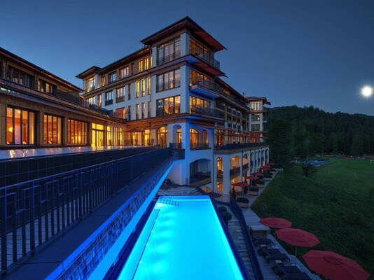 Schloss Elmau - Luxury Spa Retreat & Cultural Hideaway