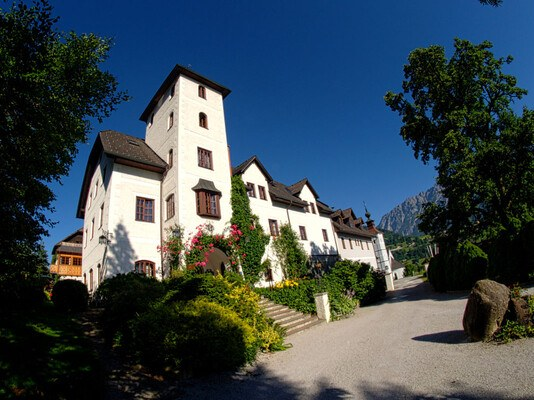 Hotel Schloss Thannegg-Moosheim